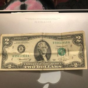 Other - 1976 Two Dollar Bill